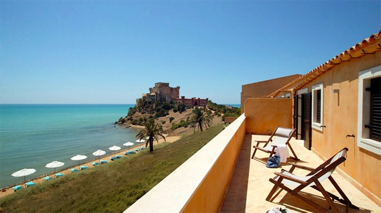 Resort Falconara Licata: Falconara Charming House & Resort