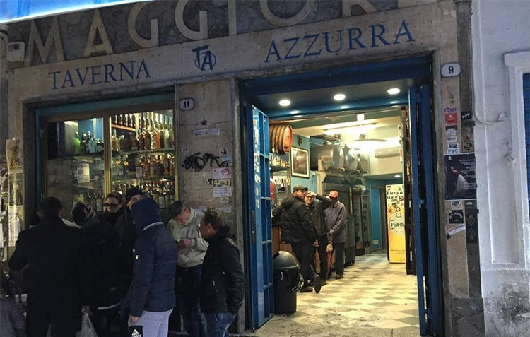 Taverna Azzurra Pub Palermo