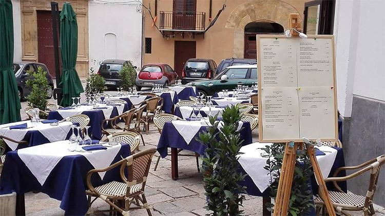Trattoria Il Cambusone Palermo