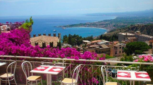 Hotel Mediterranée Taormina