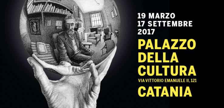 Mostra Escher Catania 2017