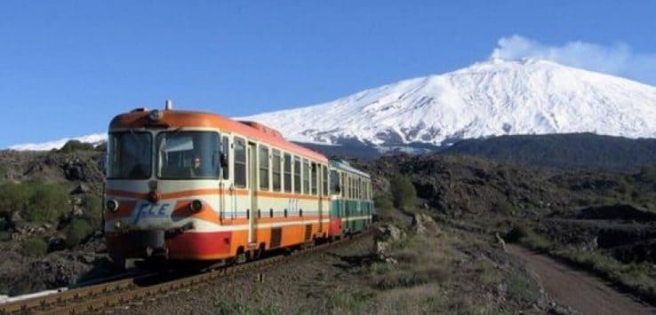 Treno dei Vini dell'Etna
