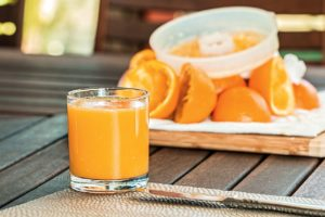 arancia spremuta