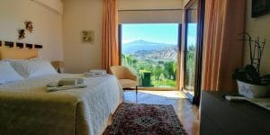 camere bed and breakfast villa carly