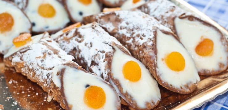 Ordina Cannoli Siciliani Online in 24 Ore Su Amazon