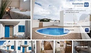 Residence Blu Mare - Casa Vacanze San Vito Lo Capo