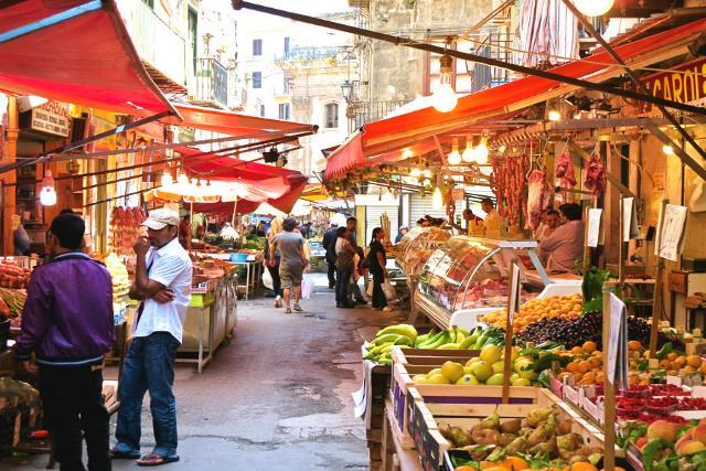 Tour di Palermo Con Guida