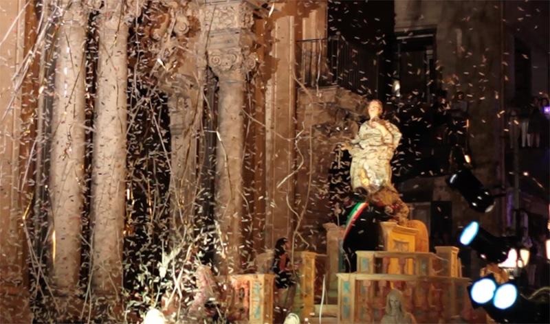 391* Festino di Santa Rosalia 2015: Programma