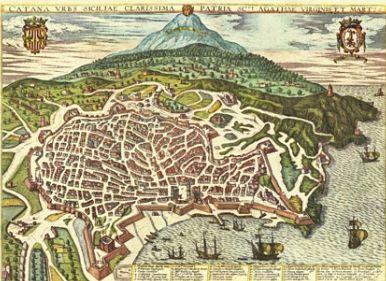 Immagine Antica di Catania