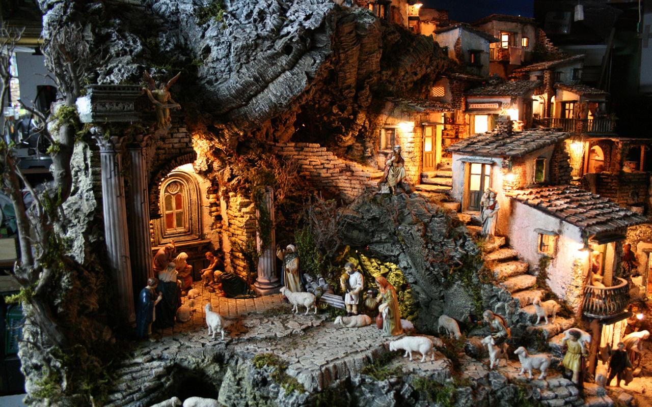Natale in Sicilia Tradizioni Presepi