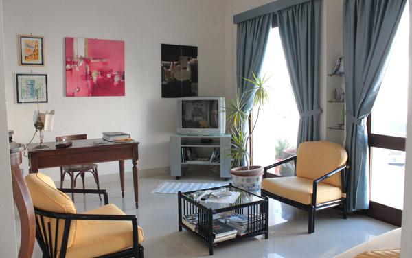 Residence Poseidon Interno 1 Hotel San Vito Lo Capo