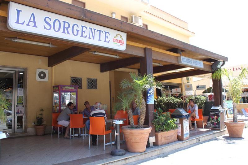 Bar La Sorgente Castellammare del Golfo