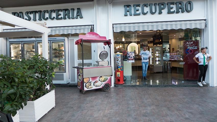 Bar Pasticceria Recupero - Esterno