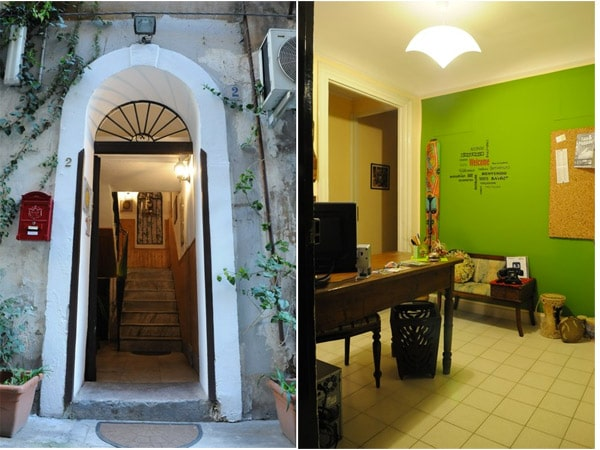 Bed and breakfast Palermo - Nuovo Cortile