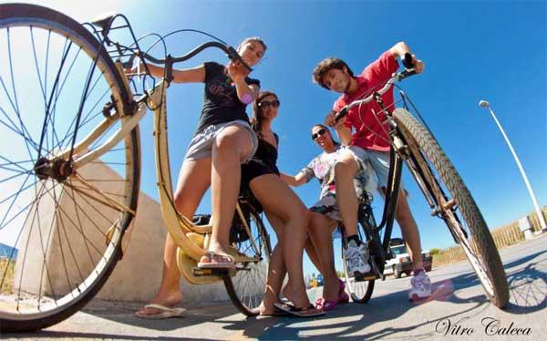 B&B Sul Mare Isola Delle Femmine - Bici