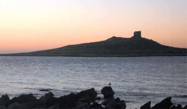 B&B Sul Mare Isola Delle Femmine - Isolotto