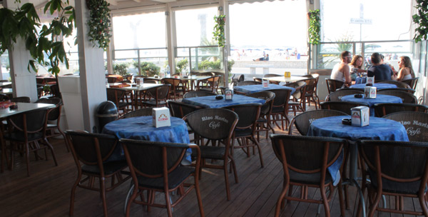 Blue Marine Cafe Terrazza Sul Mare San Vito Lo Capo