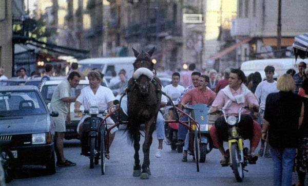 Palermo: Il Borgo vecchio ed il quartiere nord di via libertà