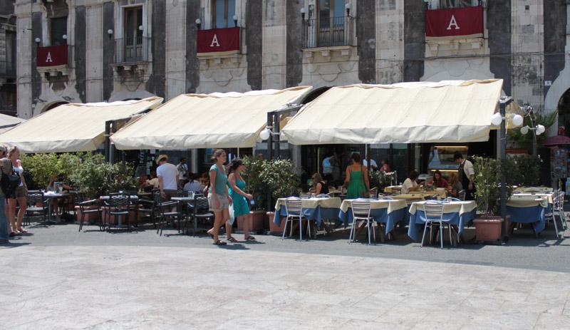 Caffè del Duomo Ristorante - Pizzeria Catania