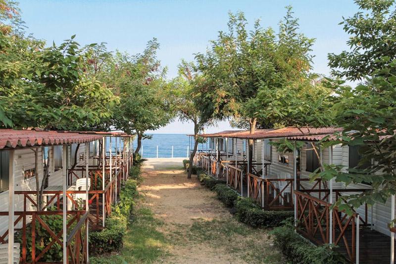 Camping La Focetta Sicula - Sant'Alessio Siculo – Messina