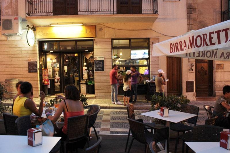 Cantina Aurelia Pub Osteria Castellammare Del Golfo