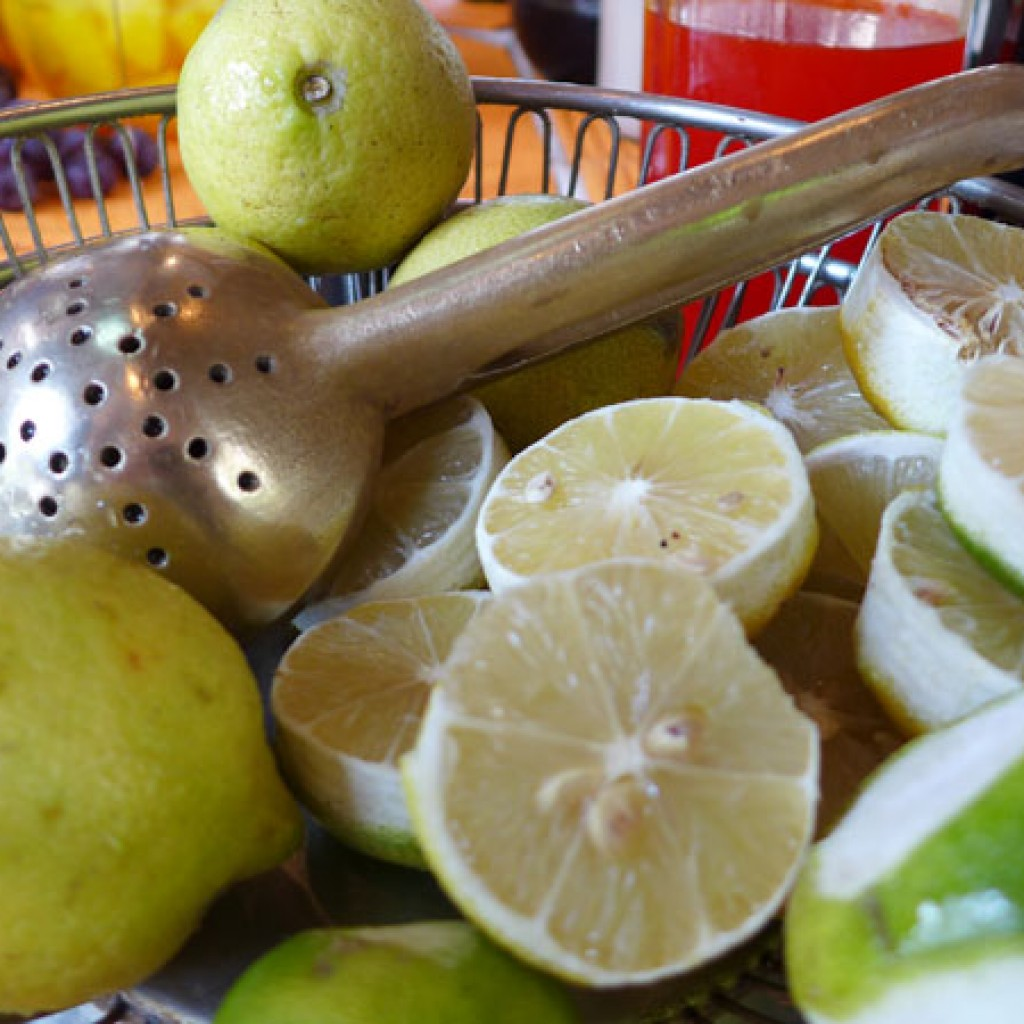 Chiosco Giammona - Limoni