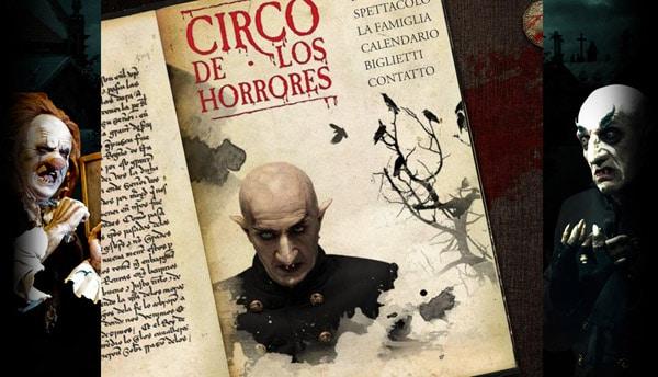 El Circo de los Horrores
