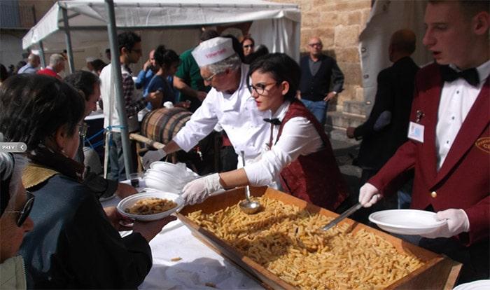 Funghi Fest Castelbuono 2016