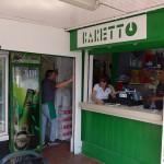 Gelateria Al Baretto Mondello - Esterno