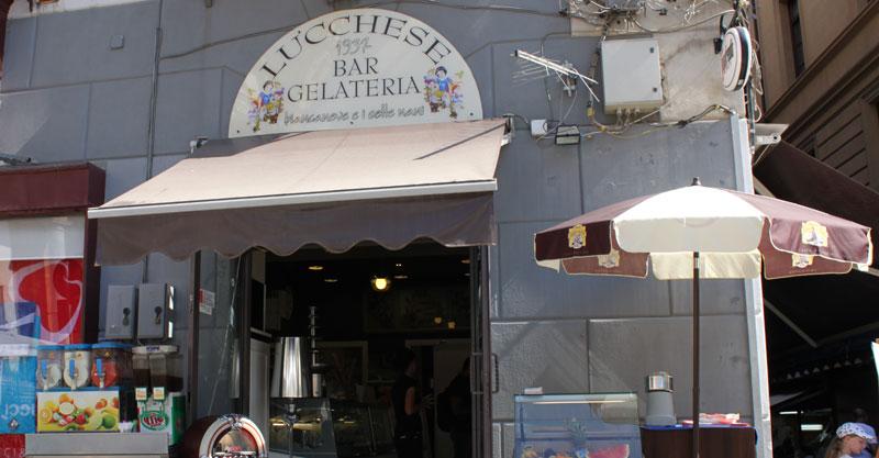 Gelateria Lucchese Palermo Piazza San Domenico - dal 1937