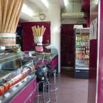 Gelateria Al Gelato 2 Palermo, interno