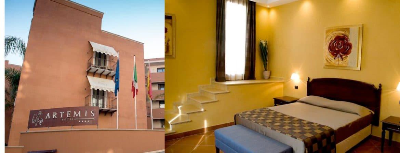 Hotel Artemis Cefalù