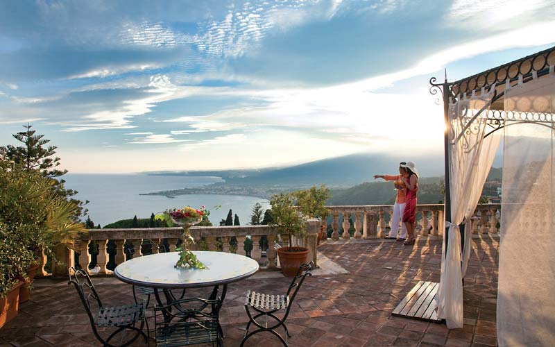 Grand Hotel Timeo-Taormina