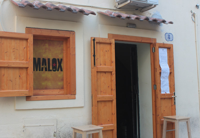 Malox Pub Palermo - Ingresso