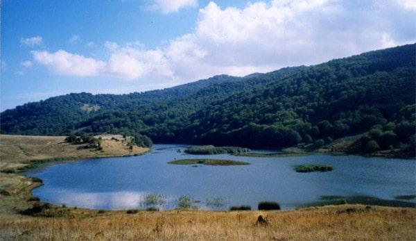 Monte Soro e Lago Trearie