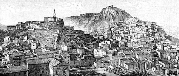 Nicosia – La città delle dee - Vacanze in Sicilia