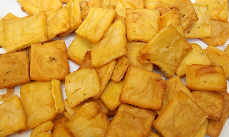 Panelle siciliane: ricetta