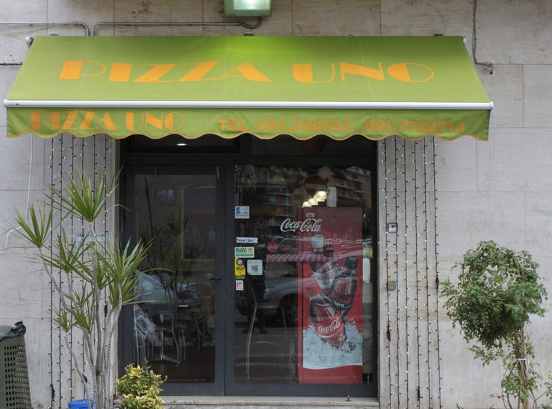 Pizza Uno - Via Cesareo Pressi Villa Sperlinga